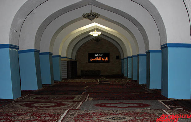 Мечеть в Дербенте старейшая на территории СНГ
